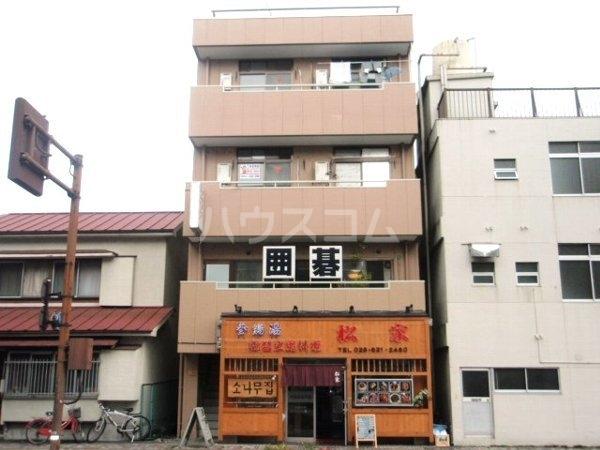 ピュアシティ塙田 401号室の外観