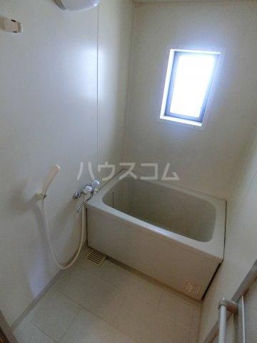 明和コーポB 202号室の風呂
