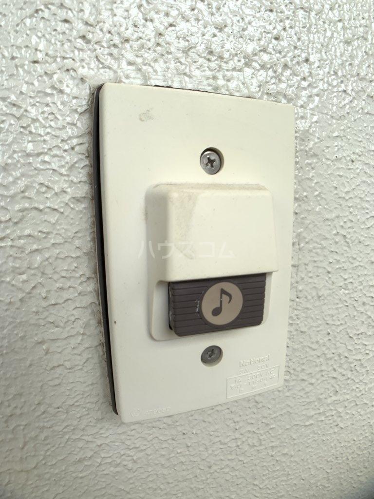 第二コーポ 高市 202号室のセキュリティ
