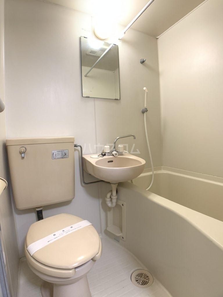 第二コーポ 高市 202号室の風呂