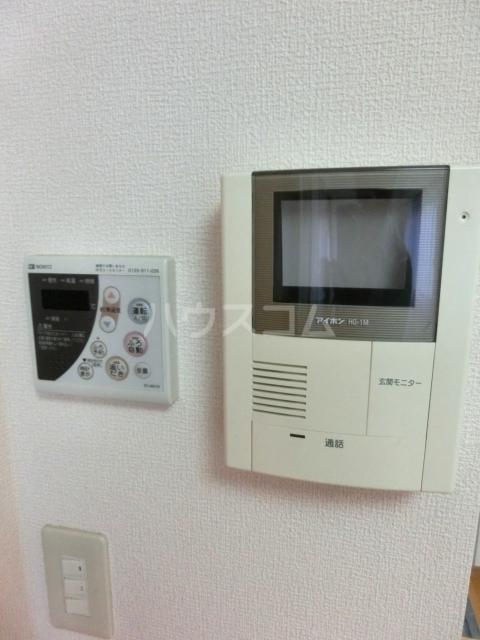 UBN 201号室のセキュリティ