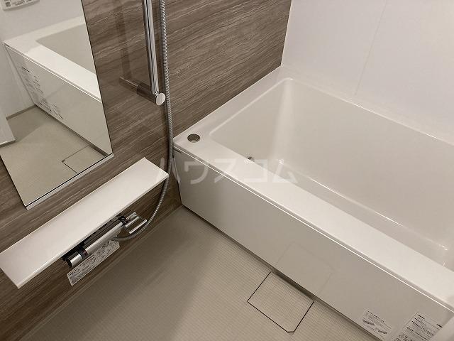 ザ・パークハビオ駒込 901号室の風呂