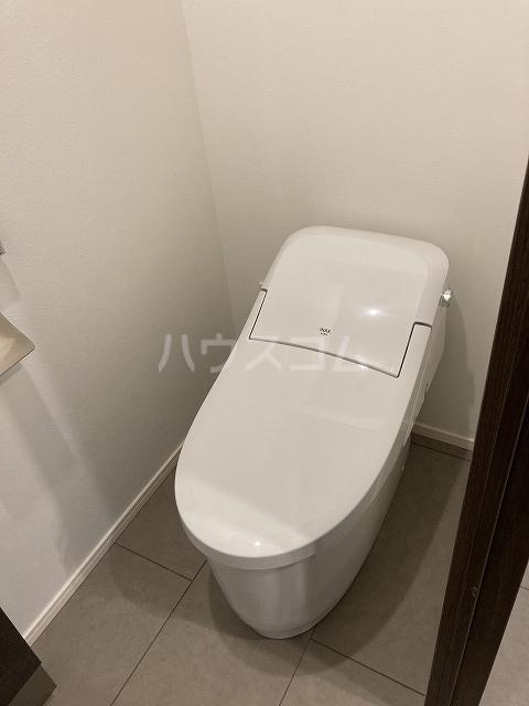 ザ・パークハビオ駒込 901号室のトイレ