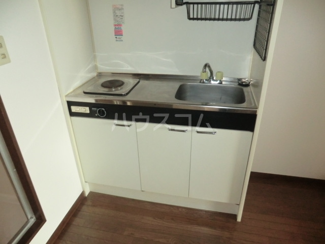 樋口コーポ 202号室のキッチン