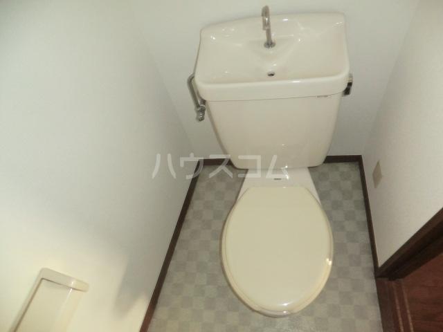 樋口コーポ 202号室のトイレ