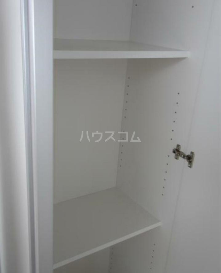 COCO 302号室の収納