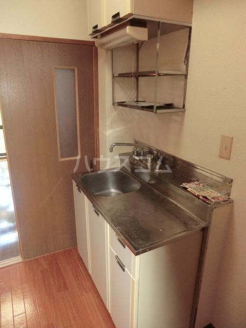 アーバン21 205号室のキッチン