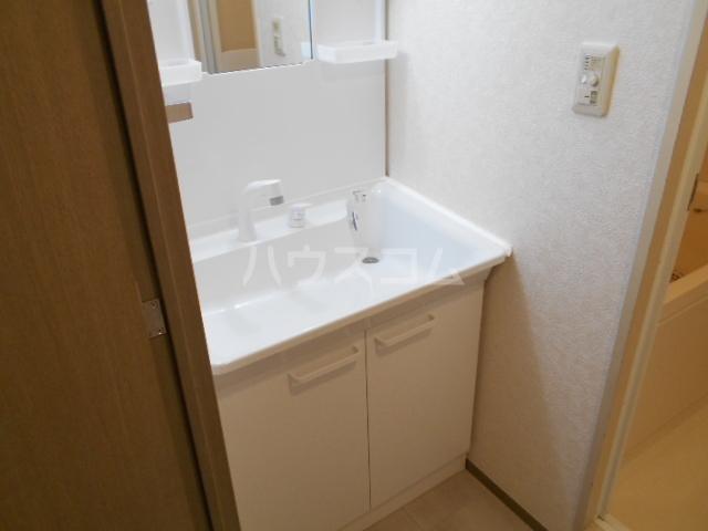 ベルデュール鷺沼 205号室の洗面所