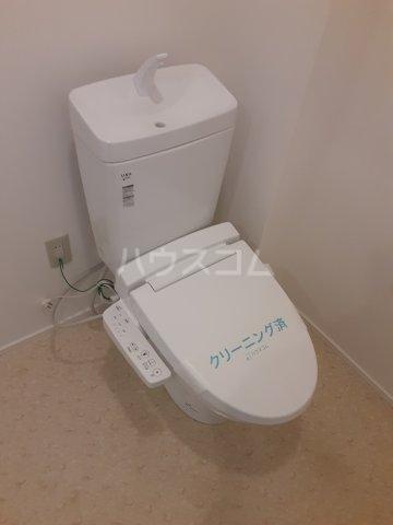 ヴェール・プランタン 306号室のトイレ