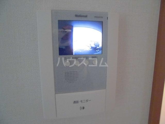 プルミエ 201号室のセキュリティ