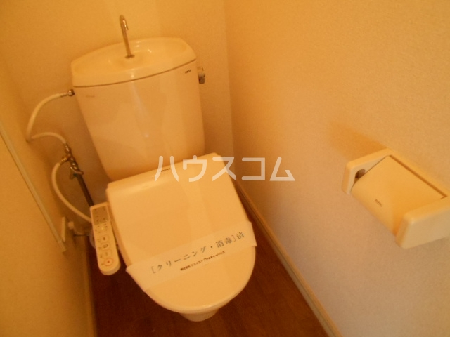 サンモールCのトイレ
