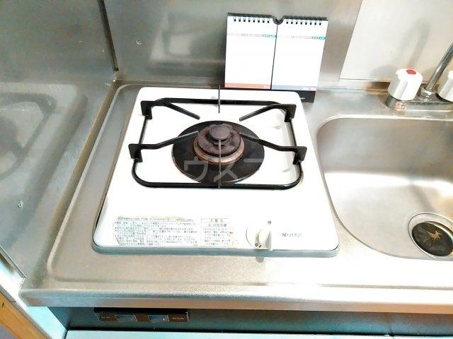 エルシオンⅡ 202-A号室のキッチン