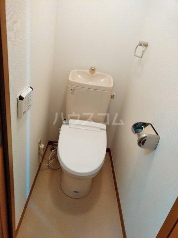 エルシオンⅡ 202-A号室のトイレ