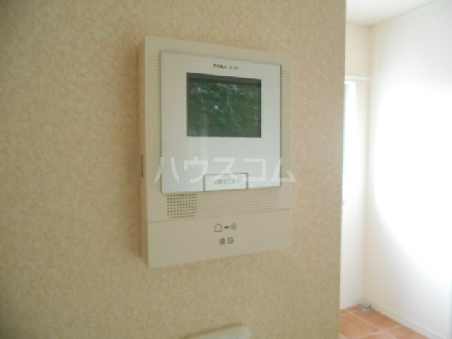 SHA-MERE 101号室のセキュリティ