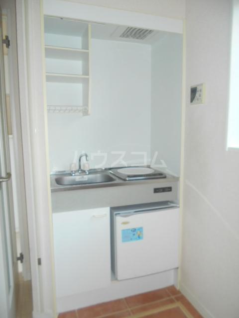SHA-MERE 101号室のキッチン