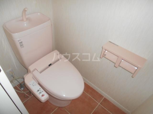 SHA-MERE 101号室のトイレ