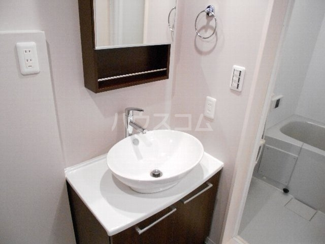 FERIO相模原 202号室の洗面所