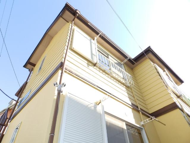 富田ハウスの外観