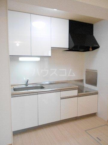 パルコート 202号室のキッチン