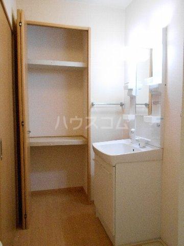パルコート 202号室の洗面所