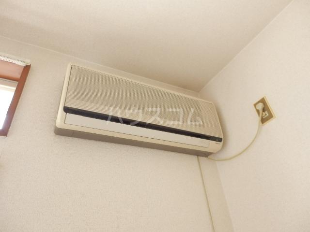 プラザ・ドゥ・ベルタ 203号室のキッチン
