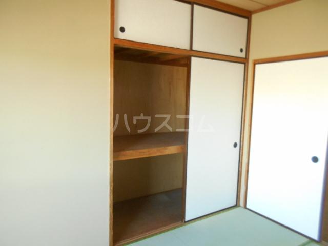 加藤マンション 304号室の収納