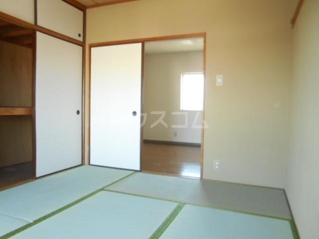 加藤マンション 304号室のベッドルーム