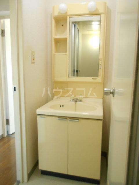加藤マンション 304号室の洗面所