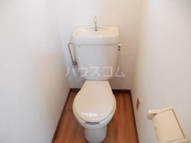 コーポ長谷川 201号室のトイレ