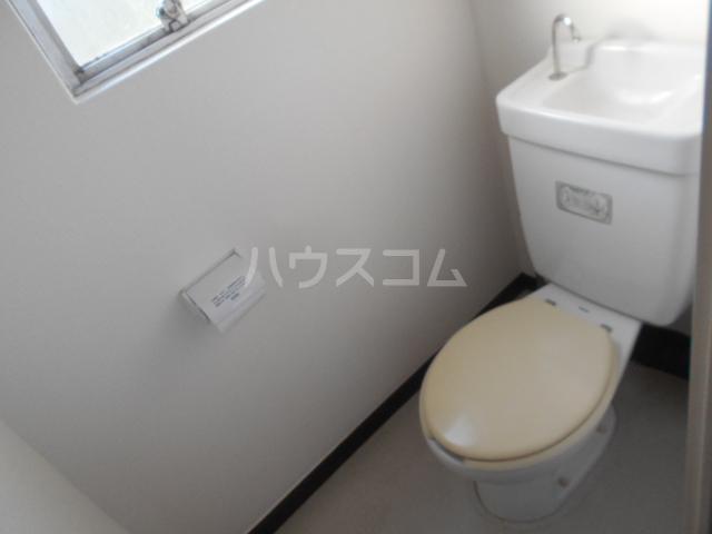 小川ハイツ 305号室のトイレ