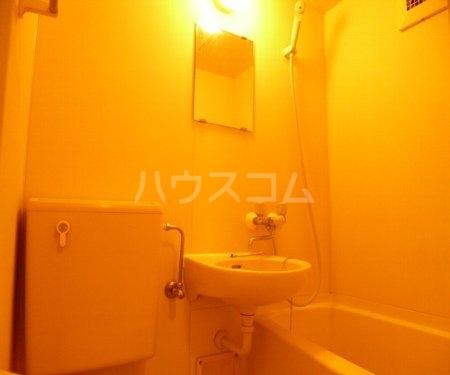 カーサフロール西船 202号室の洗面所