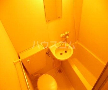 カーサフロール西船 202号室のトイレ