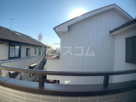 リヴェールハイツ 202号室の景色