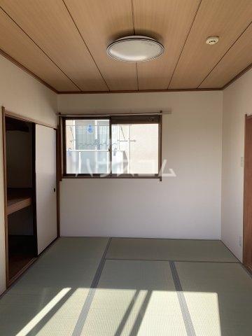 リヴェールハイツ 203号室の居室