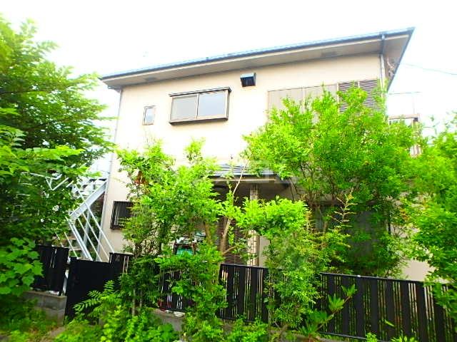 関川アパート A号室の景色
