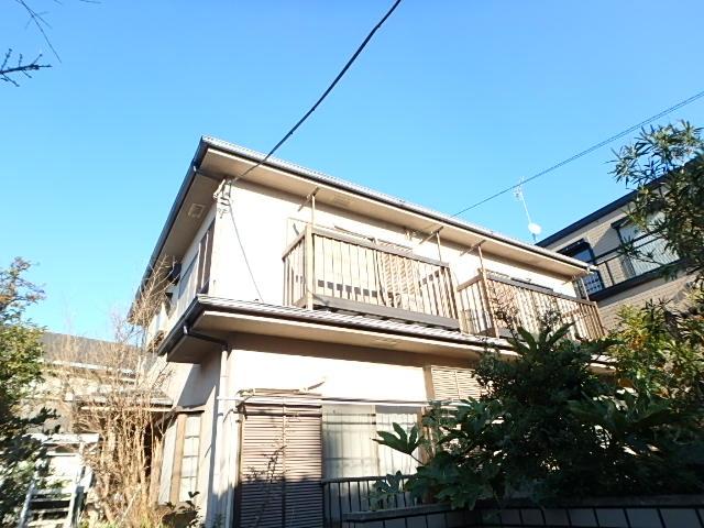 関川アパート A号室の外観