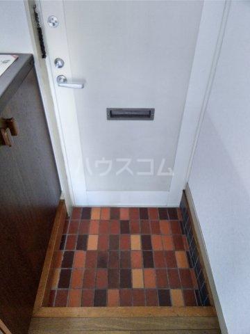 オレンジハウス森田壱番館 102号室の玄関