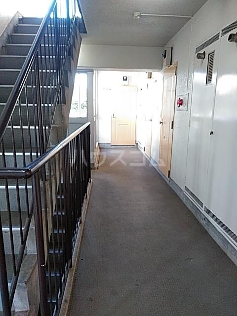 ハイツトーカンドー 102号室のロビー