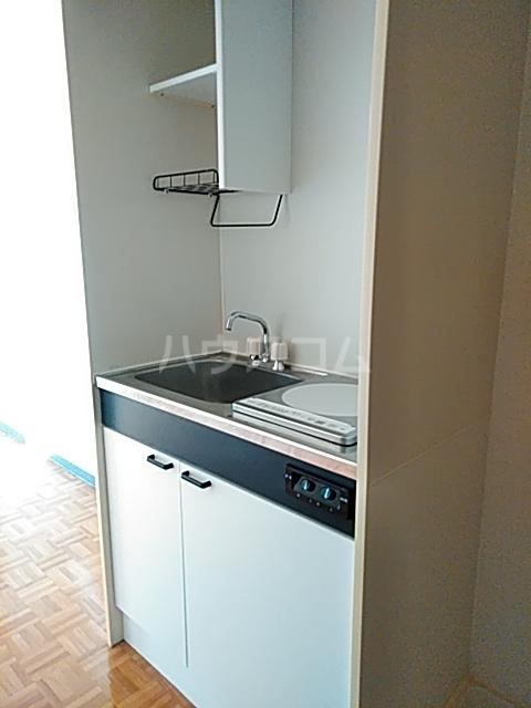 ハイツトーカンドー 102号室のキッチン