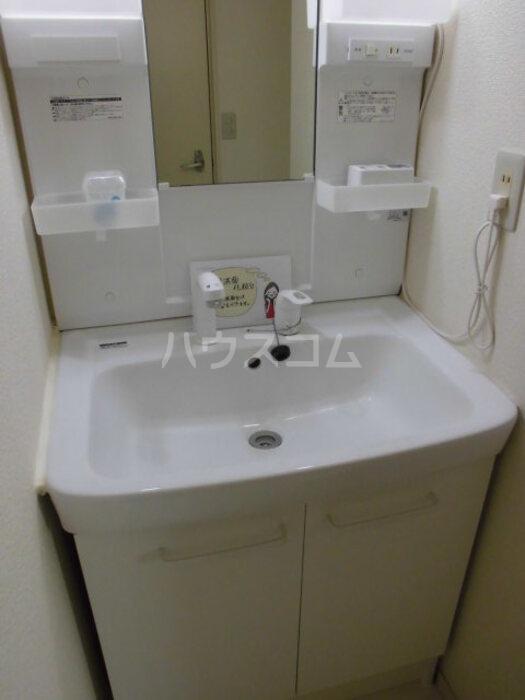 エクセリア四季野 A 101号室の洗面所