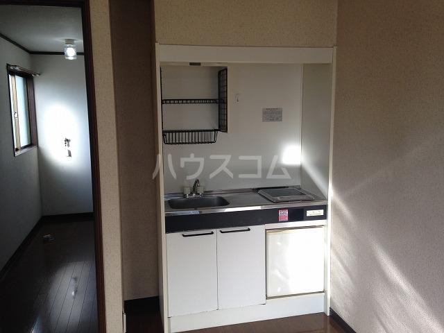サラ デ カサ 303号室のキッチン