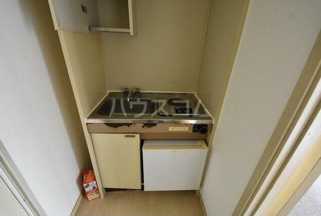 ジュネパレス運河第01-A棟 101号室のキッチン