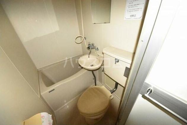 ジュネパレス運河第01-A棟 101号室の風呂