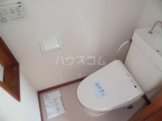 国府津5丁目戸建のトイレ