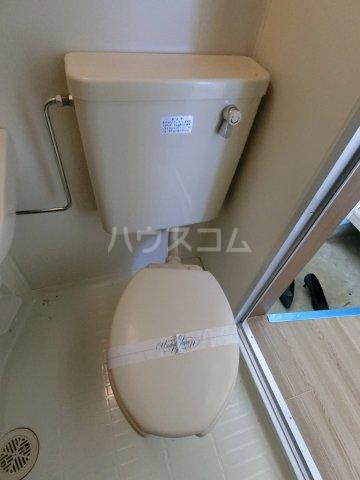 コーポ嵐川 101号室のトイレ