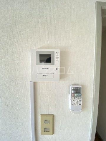 レオパレス江戸川台第14 201号室のセキュリティ