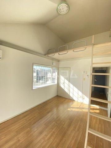 レオパレス江戸川台第14 201号室のリビング
