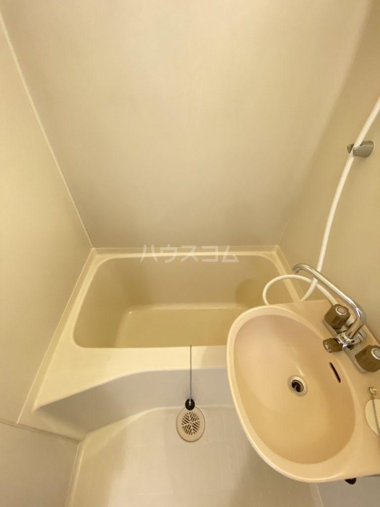 レオパレス江戸川台第14 201号室の風呂
