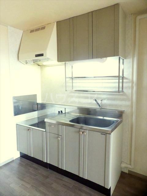 M.Sマンション 201号室のキッチン