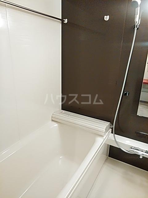 IS 201号室の風呂